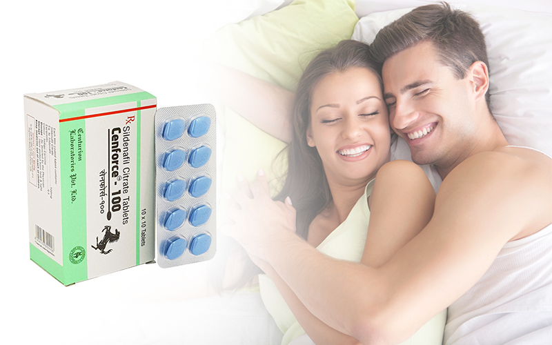 Using Cenforce to Treat Erectile dysfunction
